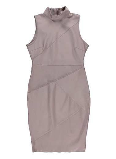 Missguided Elbise Lila